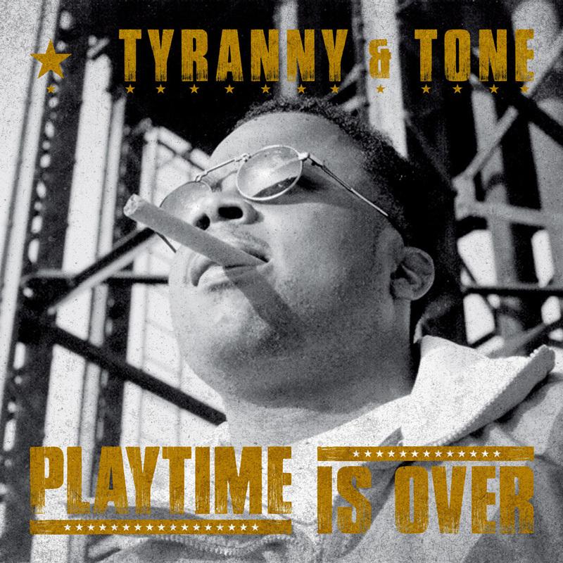 Tyranny PTIO Vinyl Coverart Front 800x800 2018g