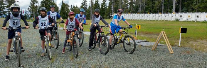 Mountain Bike Biathlon Race