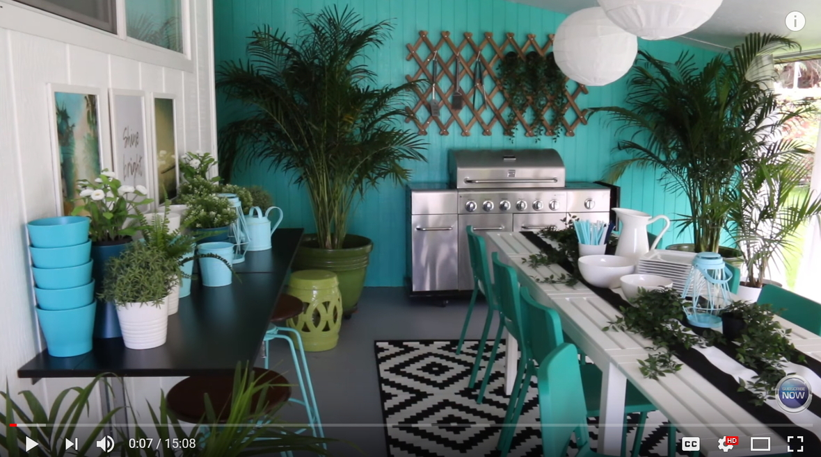 How to Create a Budget-Friendly Outdoor Dining Space with IKEA Furniture
