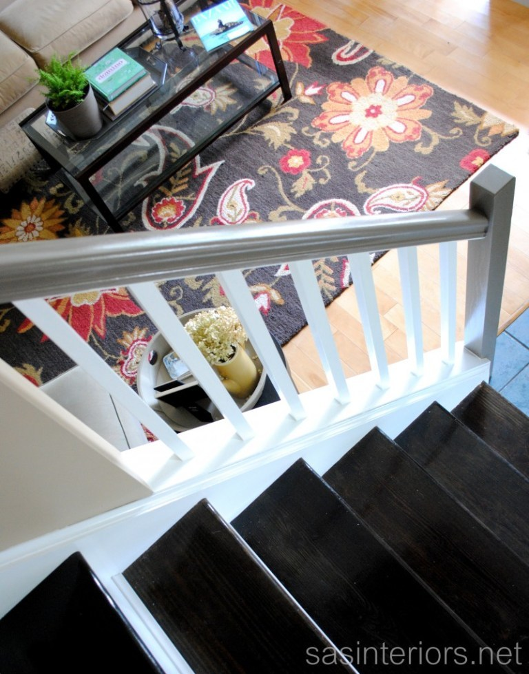 Carpet to Wood Stairs