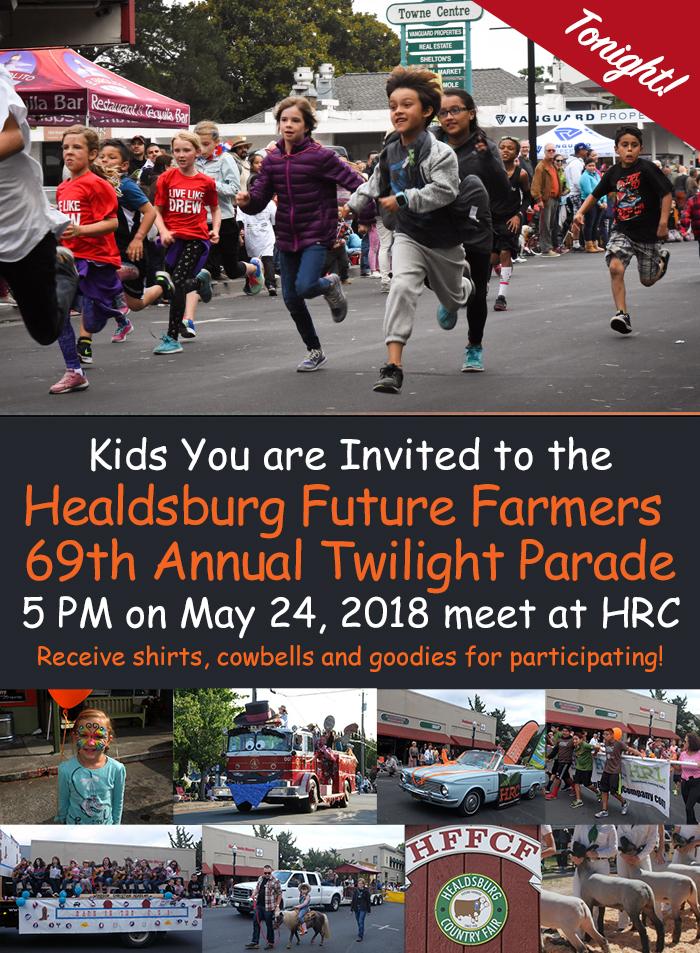 hrc kids parade newsletter