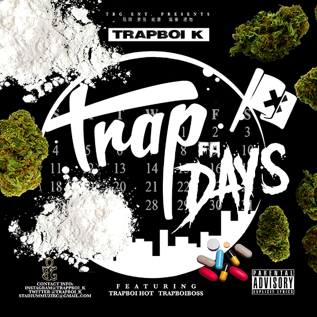 trap4days front small