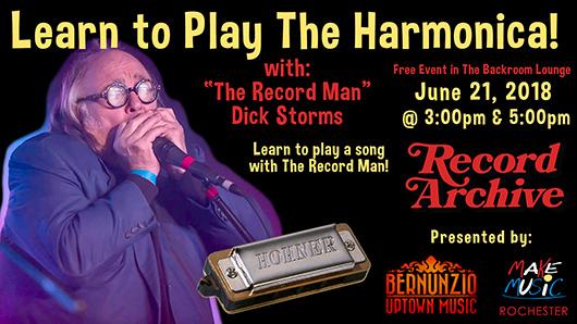 Learn to play Harmonica-web