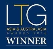 2018 Luxury Travel guide award