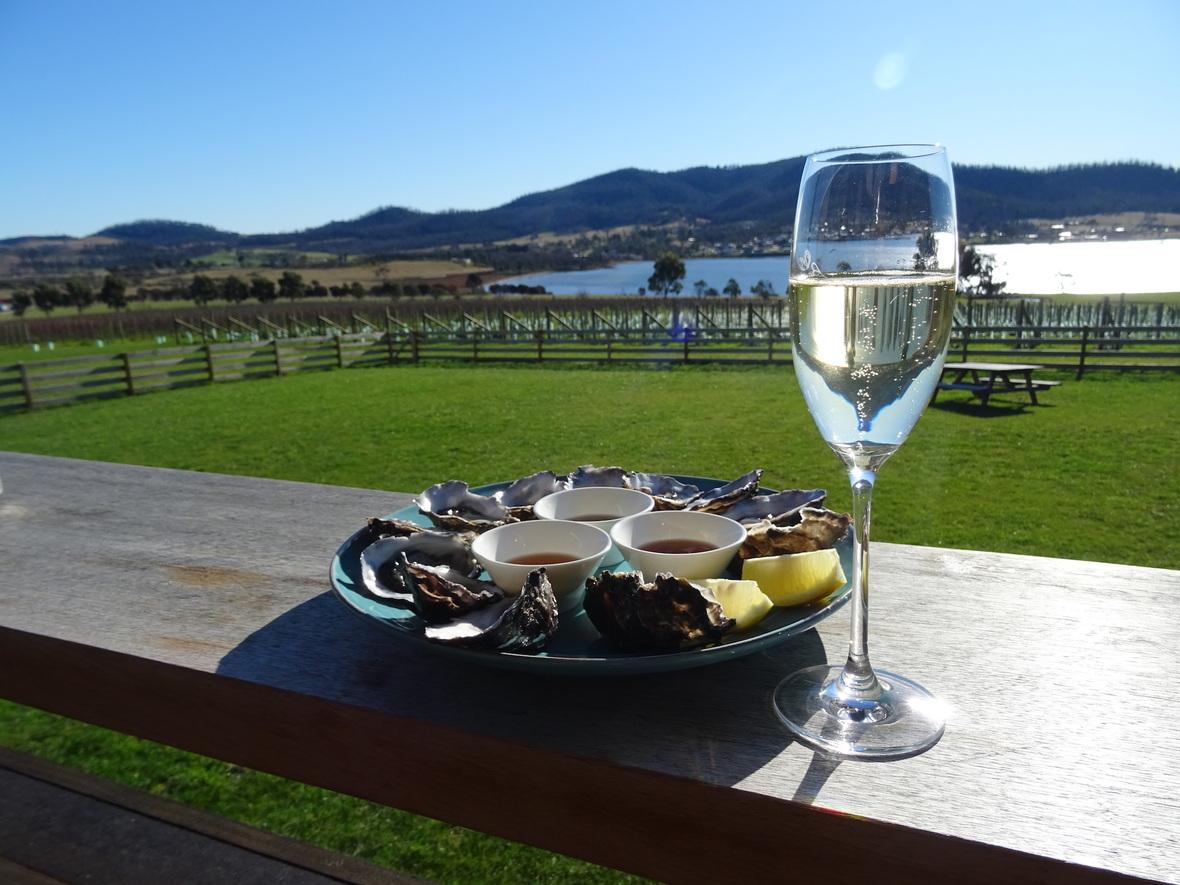 Bangor Wine Oyster Shed Jun 15 4