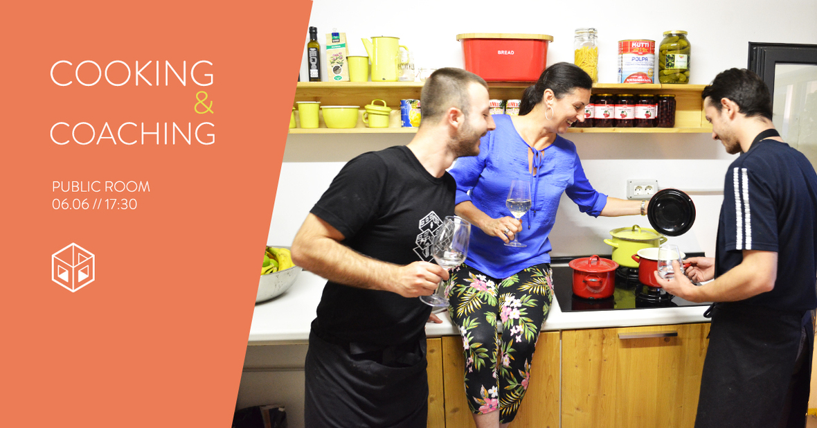 Cooking and Coaching