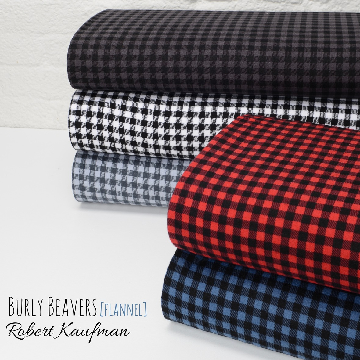 Burly Beavers Flannel Poster