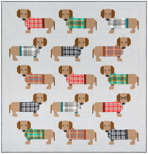 MammothFlannel DogsinSweaters