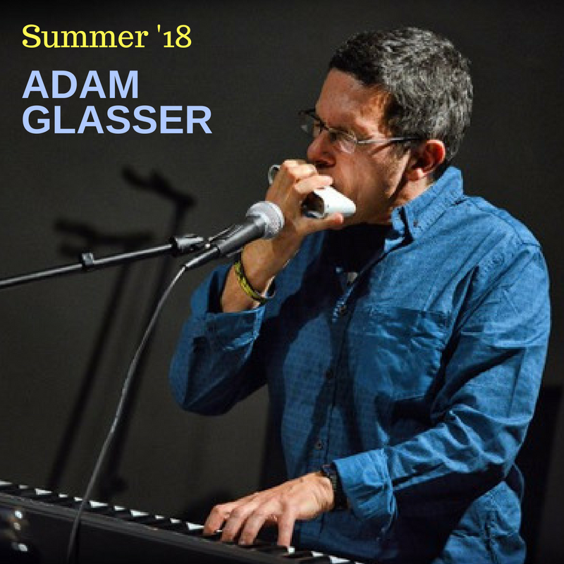 Adam Glasser: South African Jazz/Harmonica / Hugh Masekela Tribute