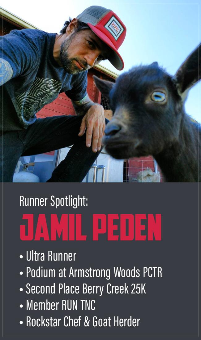 Jamil Peden spotlight