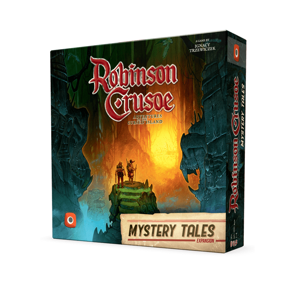 robinson crusoe mystery tales EN FAKE compressed