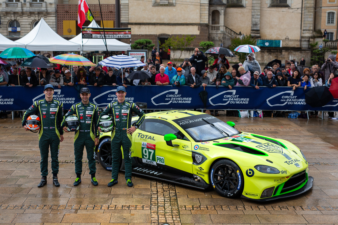 00122 ND WEC2018 LeMans
