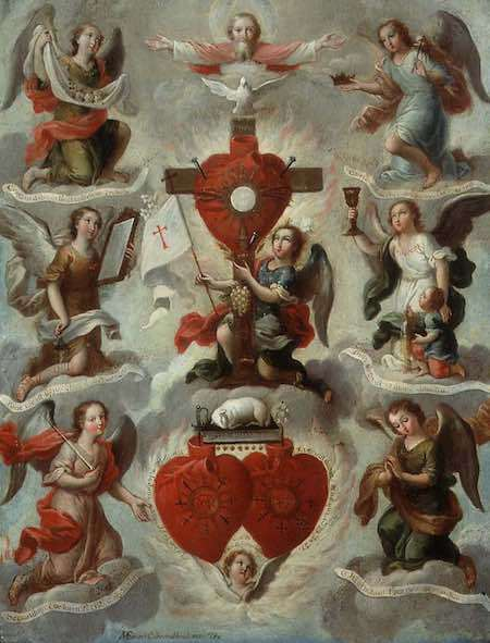 Corazon Eucaristico de Jesus 04 06