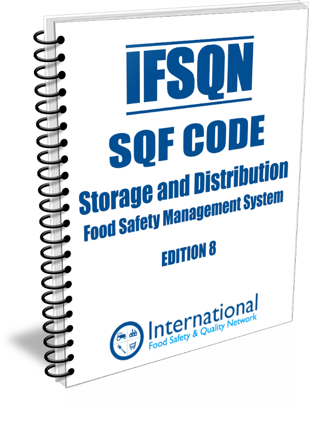 The IFSQN Launch SQF Food Storage & Distribution Safety