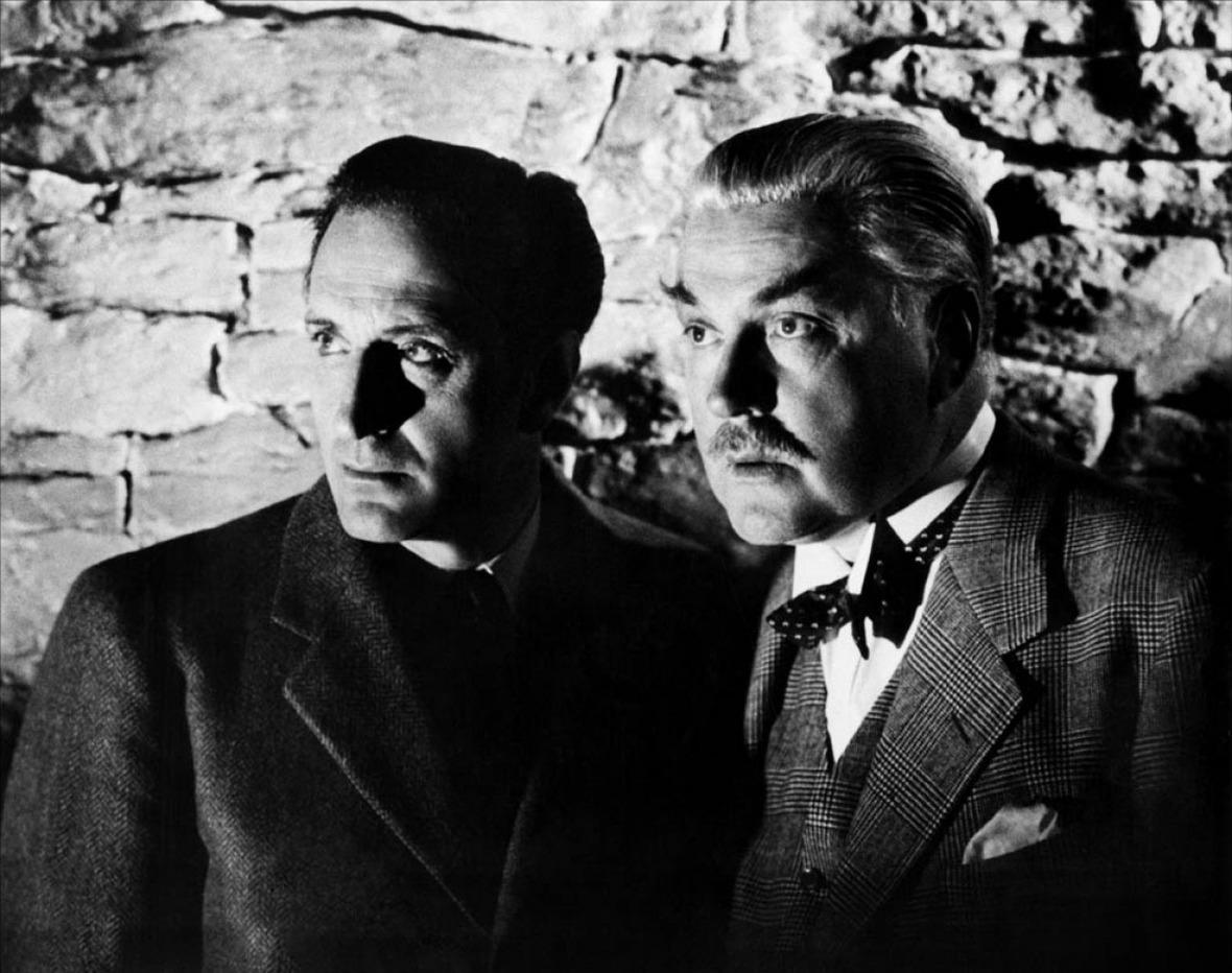 Sherlock Holmes and the Secret Weapon 2