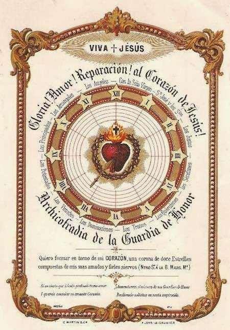 Sagrado Corazon 25 43