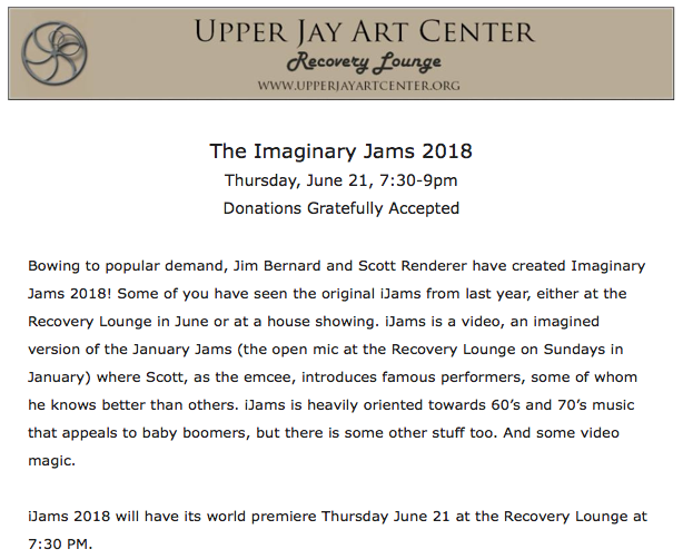 Jay Community News: June 2018
