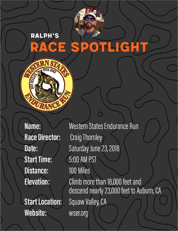 ralph race spotlight western states
