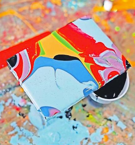 Drip-Painting