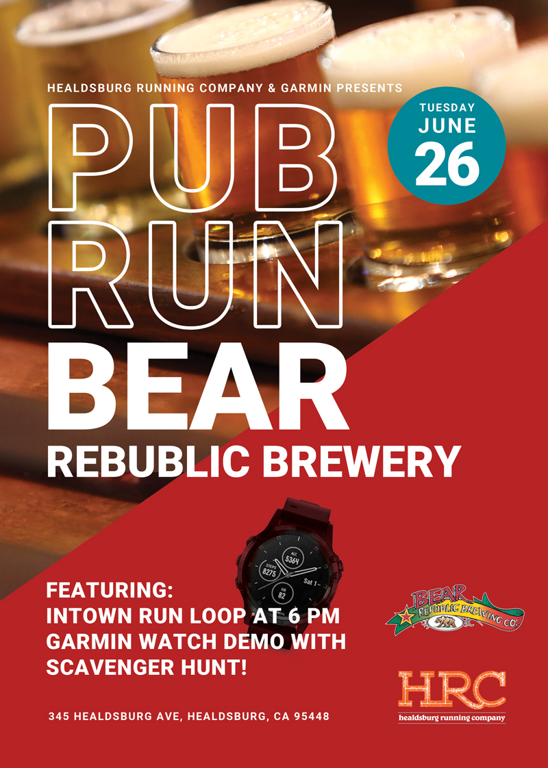 bear repub pub run