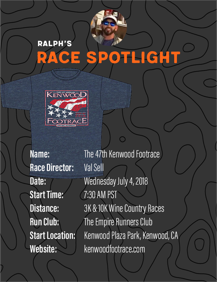 ralph race spotlight kenwood