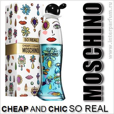 moschino cheap and chic so real 1