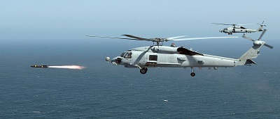 MH-60R Seahawk and Hellfire - small
