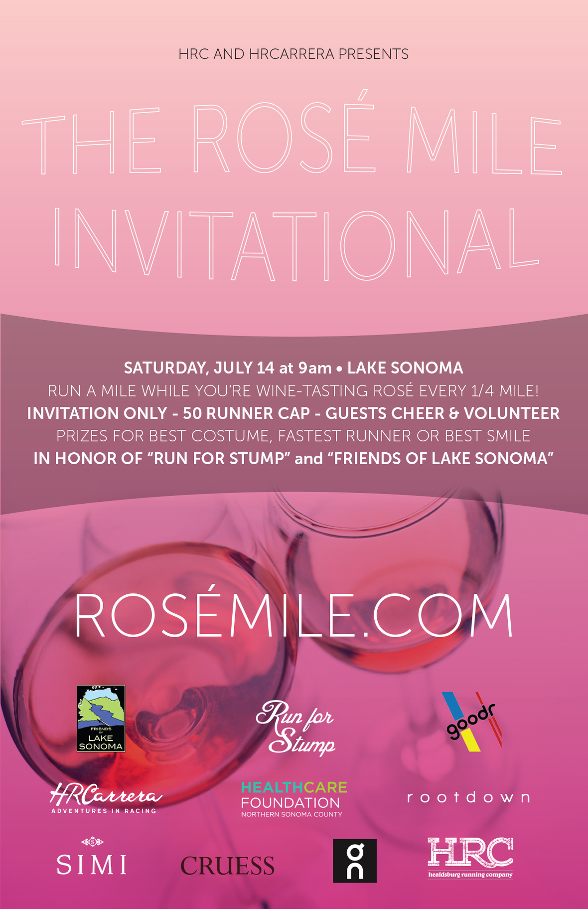 Rose Mile invite