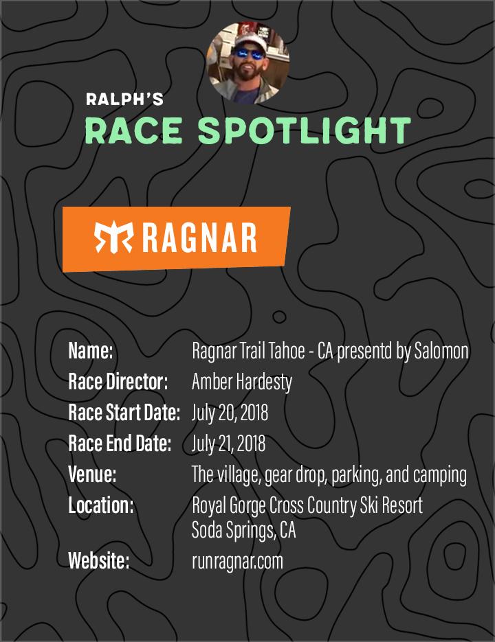 ralph race spotlight ragnar