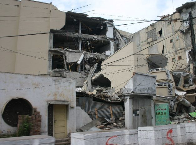 Earthquake-Damage- Disaster part 2