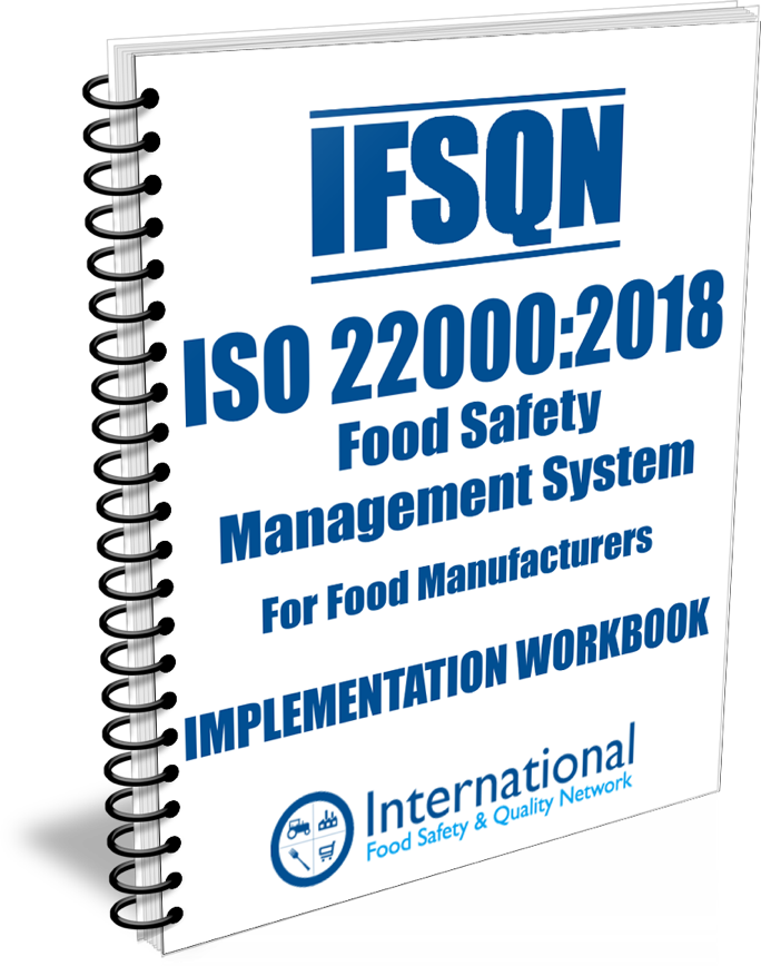 IFSQN Launch Updated ISO 22000 Food Safety Management System