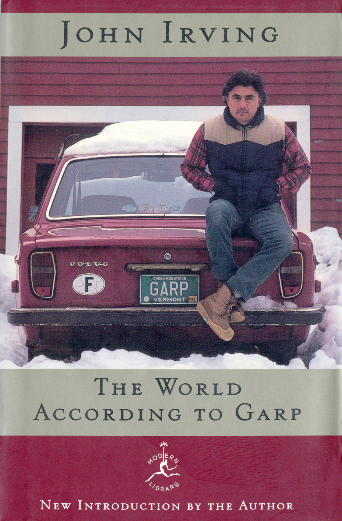 DLPP18 book Jacket The World According to Garp