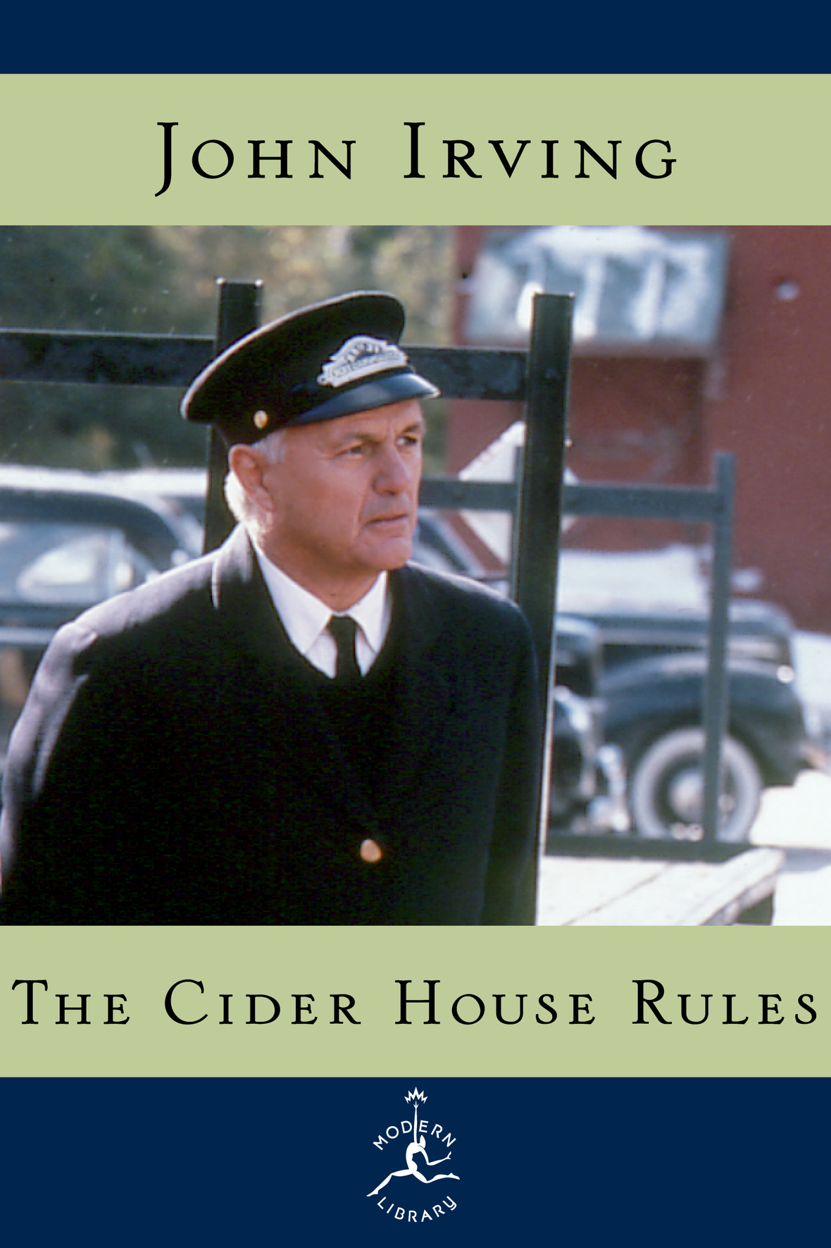 DLPP18 book jacket The Cider House Rules