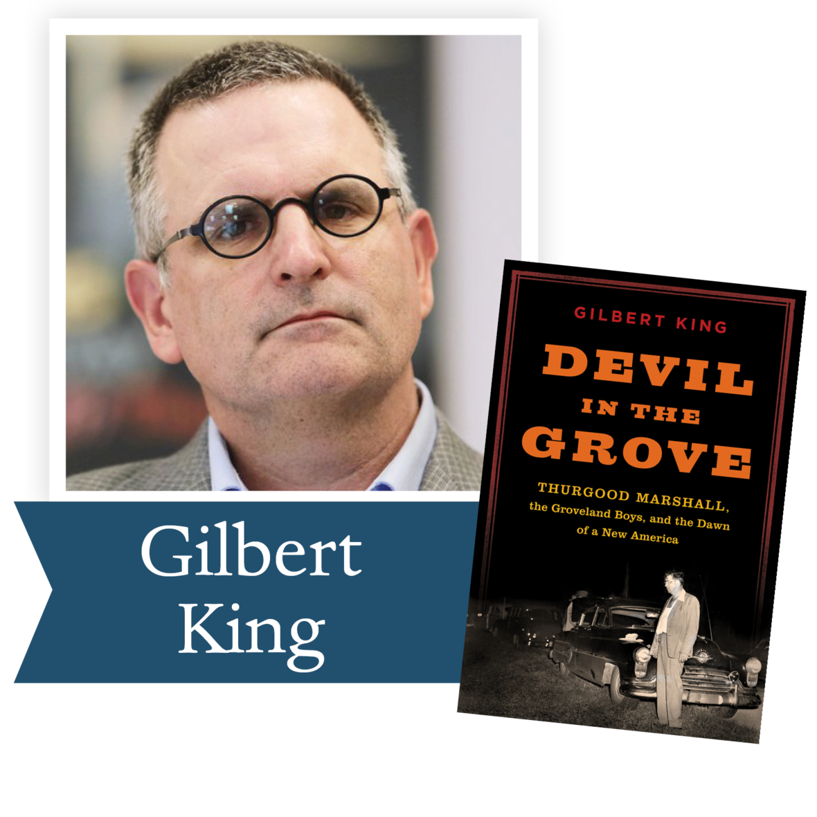 gilbert king devil in the grove
