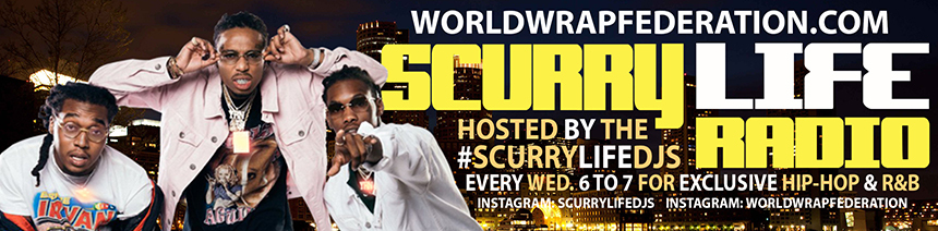 WEB SCURRY LIFE RADIO BANNER