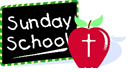 Sunday School with apple