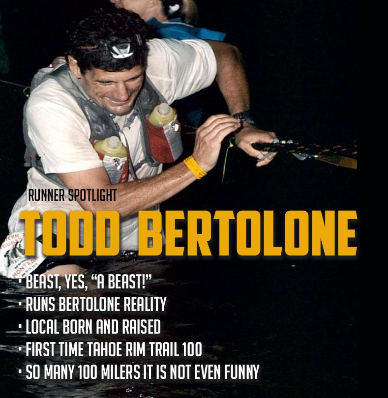 Todd Bertolone- spotlight