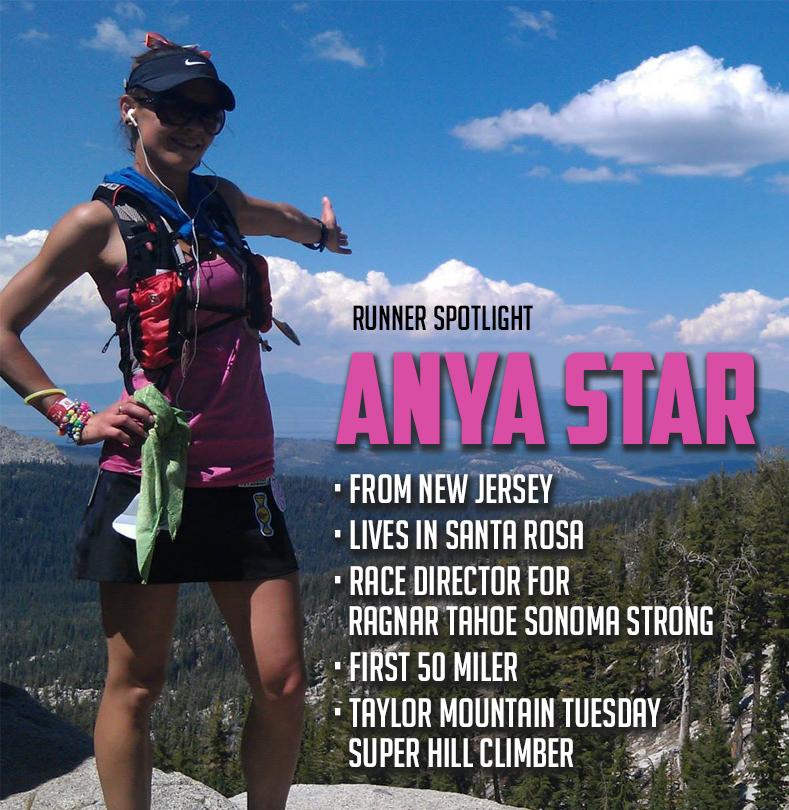 Anya Star spotlight
