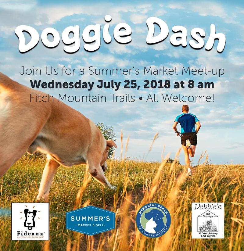 doggie walk poster2