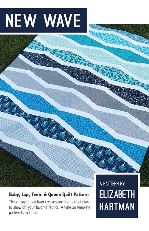 elizabeth hartman new wave sewing pattern