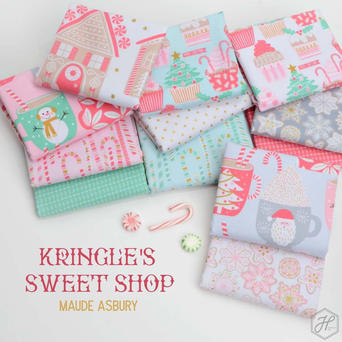 Kringles Sweet Shop Fabric Blend at Hawthorne Supply Co