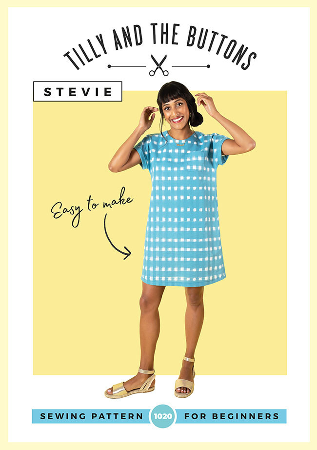 STEVIE PATTERN COVER  1