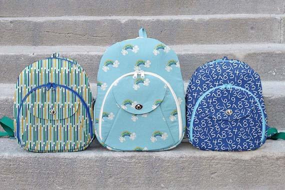 Blue Cumberland Backpacks 4