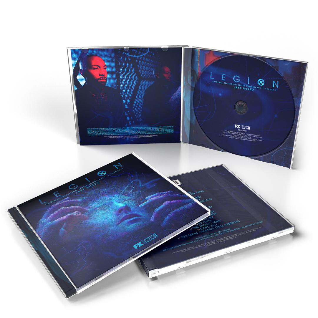 Legion Season 2 CD beauty white 1080