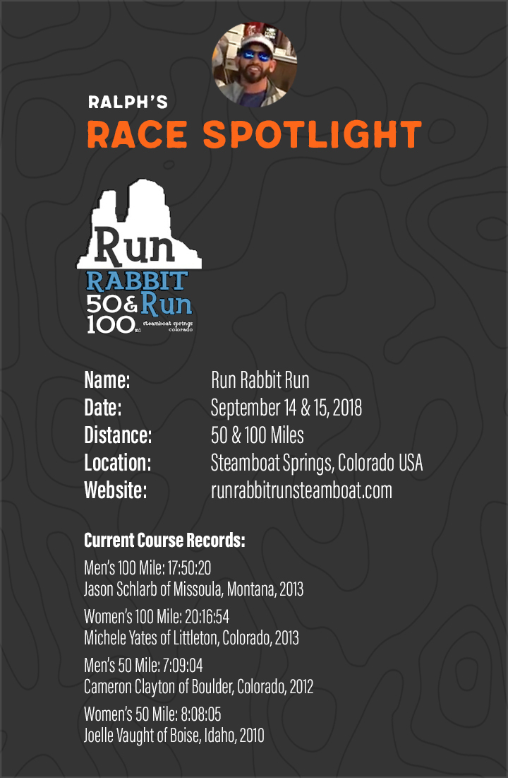 ralph race spotlight rabbit