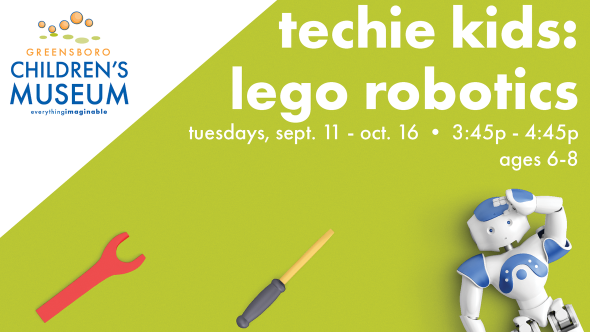 Techie Kids LEGO Robotics 1920 x 1080