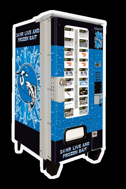 Model 3585 24HR Live Frozen Bait