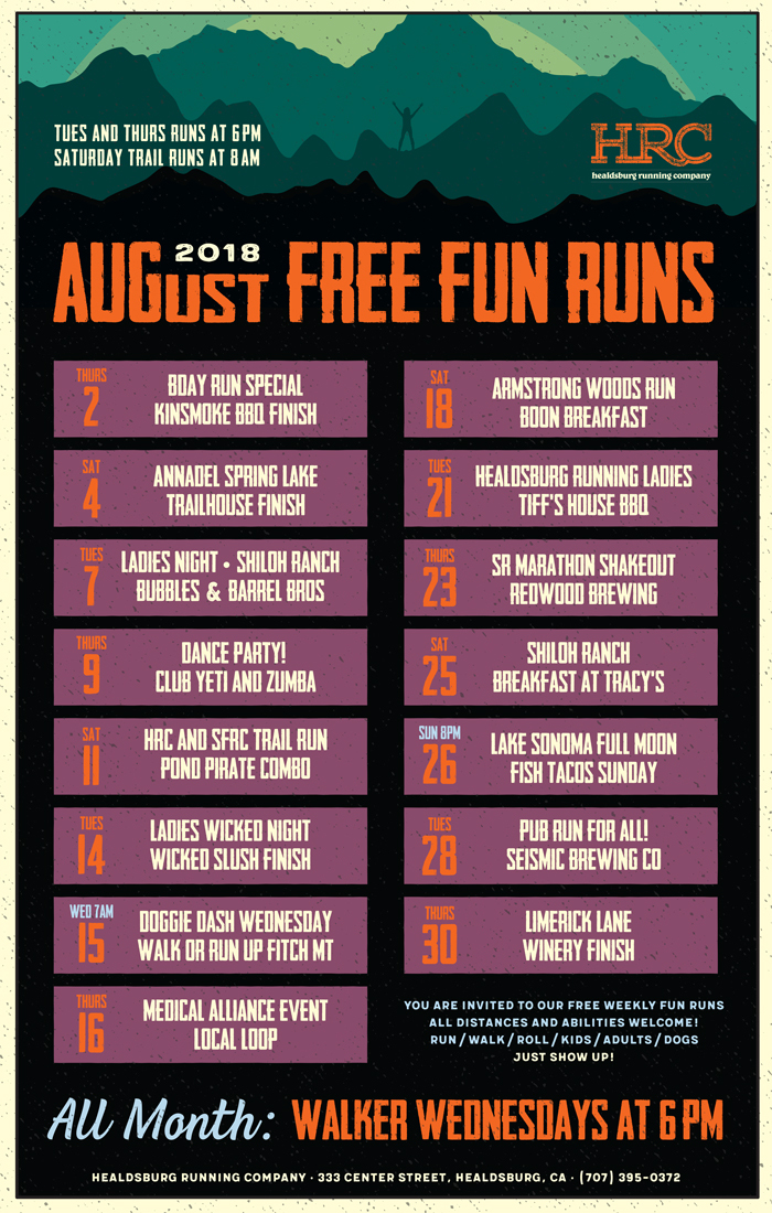aug2018 run sched poster