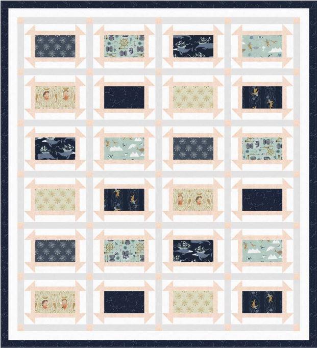 Dear stella- free quilt pattern