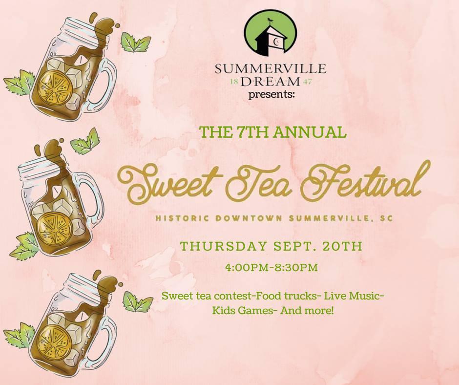 Sweet Tea Festival